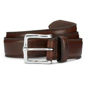 """NWT $110 Allen Edmonds """"WIDE STREET"""" Men's Belt"""